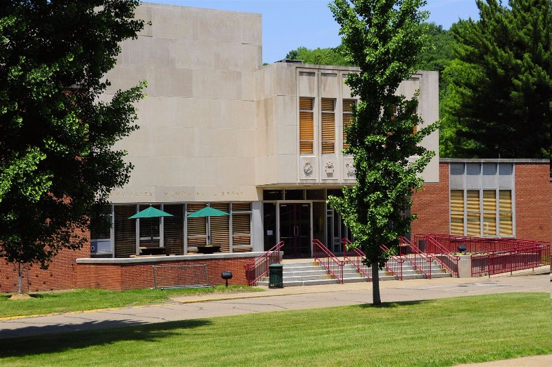 Bethany College - T.W.Phillips Memorial Library